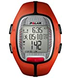 Polar RS300X SD Heart Rate Monitor Watch with S1 Foot Pod (Orange)
