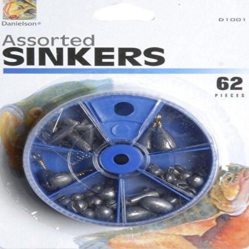 (D1001 Sinker Dial Box Asstm, Multi,)
