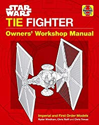 Image of the product Star Wars: Tie Fighter: that is listed on the catalogue brand of Insight Editions.