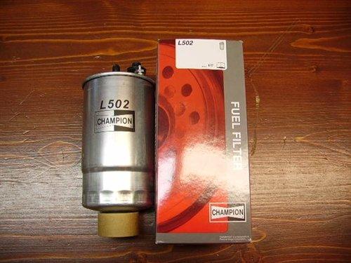 Champion L502/606 Filtro Federal Mogul 4044197536443