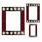 32 in. Cabaret Nights Lighted Mirror Prop