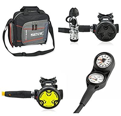 Seac New Scuba Diver Premium Scuba Regulator Package Dive Gear