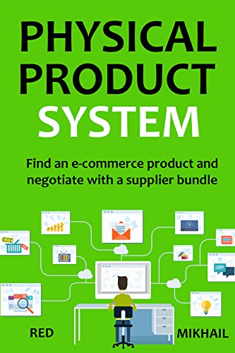 PHYSICAL PRODUCT SYSTEM 2016 (2 in 1 Bundle): Find an e-commerce product and negotiate with a supplier bundle