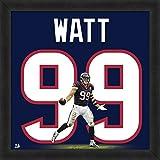 "Photo File NFL Houston Texans JJ Watt 20"" x 20"" Player Uniframe"