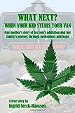 What Next? When Your Kid Steals Your Van, Ingrid Serck-Hanssen, 1456455230