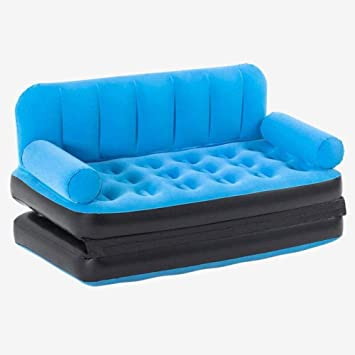 Amazon.com: XZKHL - Puf hinchable para sofá o cama: Kitchen ...