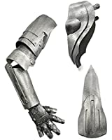 Miccostumes Men's Fullmetal Alchemist Edward Elric Cosplay EVA Automail Arms