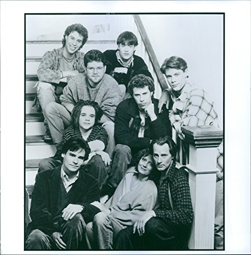 Vintage photo of Steven Robert Ross as Darren Singer, Sean Astin as Izzy Singer, Jason London as Gideon Singer, Nick Stahl as Simon Singer, Philip Arthur Ross as Merle Singer, Matt Keeslar as Percival Singer, Robert Sean Leonard as Alfred Singer, Susan Sarandon as Margaret