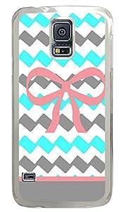 design Samsung Galaxy S5 cases Best Chevron Cute PC Transparent Custom Samsung Galaxy S5 Case Cover
