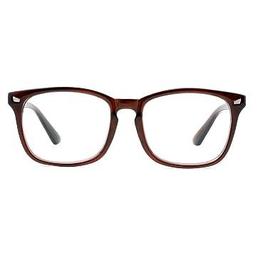 8473beb7365 Cyxus Blue Light Filter Computer Glasses for Blocking UV Headache  Anti Eye  Eyestrain  Transparent