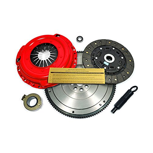 Pickup 4wd 1988 Toyota (EFT STAGE 2 CLUTCH KIT+HD OEM FLYWHEEL 84-88 TOYOTA 4RUNNER PICKUP 2.4L 2WD 4WD)