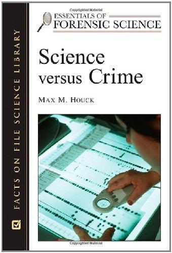 Amazon com: Science versus Crime (Essentials of Forensic