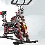 ZoSiP-Spin-Bike-Cyclette-Ultra-Silenzioso-Cyclette-Interni-Home-Perdita-Cyclette-Attrezzature-Peso-Color-Black-Size-105X50X102cm