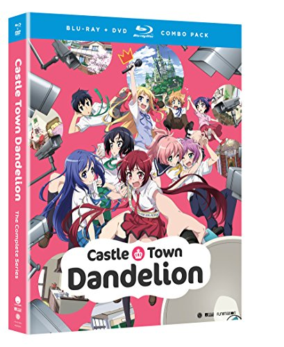 Castle Town Dandelion: The Complete Series [Blu-ray]