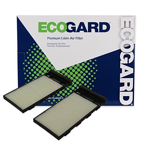 ECOGARD XC16110 Premium Cabin Air Filter Fits Nissan Frontier, Xterra ()