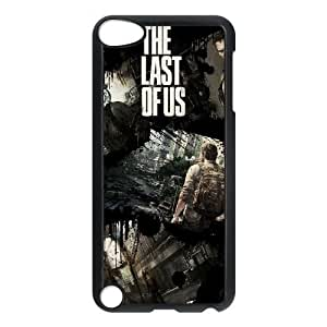 iPod Touch 5 Phone Case Black The Last of Us HDS349012
