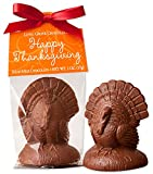 Thanksgiving Place-setting Solid Milk Chocolate Turkey (2 Oz)