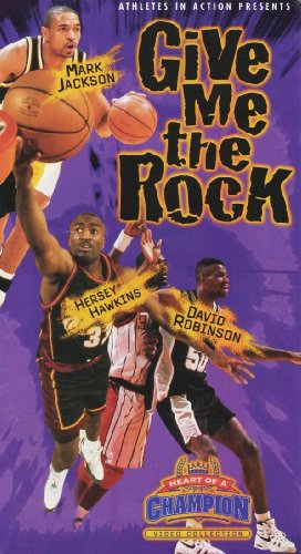 Give Me the Rock [VHS]