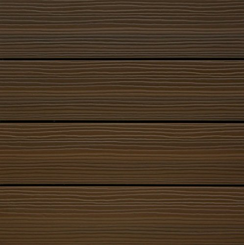 NewTechWood QD-PK-WN Ultra Shield Composite Quick Deck Tile, 12 x 12-Inch, Walnut, Pack of 10 (Composite Deck Boards compare prices)