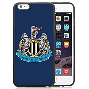 Unique DIY Designed Case For iPhone 6 Plus 5.5 Inch With Soccer Club New Castle United 08 Football Logo Cell Phone Case WANGJING JINDA