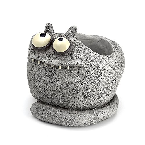 Georgetown Home & Garden Cosmo Cat Planter The Blob House Review
