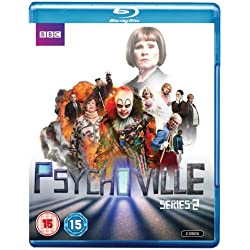 Psychoville Series 2 [Blu-ray]
