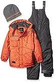 iXtreme Boys Tonal Print Snowsuit W/Gaiter