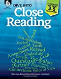 img - for Dive into Close Reading: Strategies for Your 3-5 Classroom (Professional Resources) book / textbook / text book