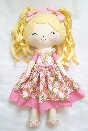 Sweet Pink Lolita Rag Doll