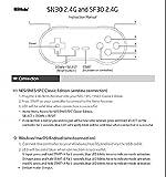 8Bitdo SN30 2.4G Wireless Controller for SNES