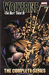 Wolverine: The Best There Is: The Complete Series (X-Men)