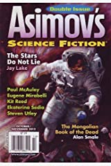 Asimov's Science Fiction, October-November 2012 (Vol. 36, Nos. 10 & 11) Single Issue Magazine