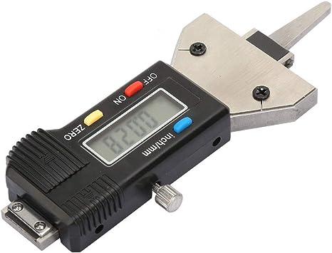 ForceSthrength Strumento di misurazione Misuratore di profondit/à del battistrada Strumento di misurazione della profondit/à del battistrada per Ruota Auto