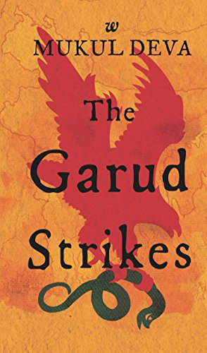 book cover of The Garud Strikes