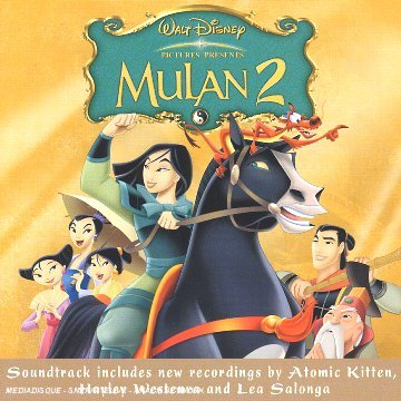 Mulan 2 by Original Soundtrack (2006-06-12)