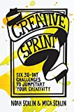 Challenge yourself to a new type of exercise with Creative Sprint!This interactive workbook is filled with 30-day challenges designed to build your creative muscles. Follow along with prompts to get you drawing, journaling, taking phot...
