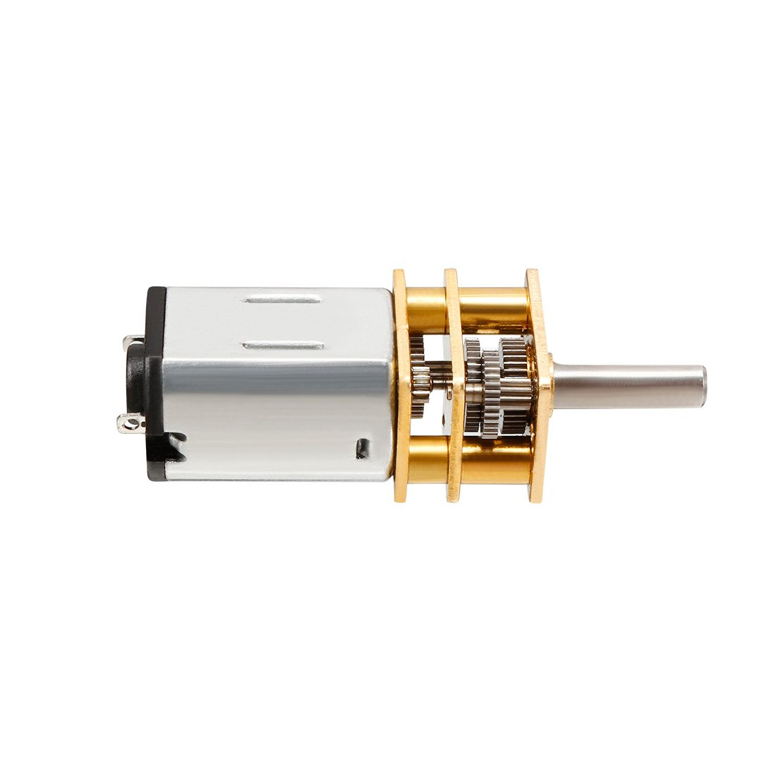 sourcingmap High Torque Rotary Speed Reduce Toy Car Gear Motor