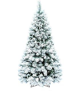 gki bethlehem lighting pre lit flocked boulder pine artificial christmas tree with clear led lights amazoncom gki bethlehem lighting pre lit