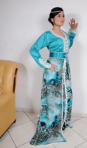 Morccan Caftan - Lalla Dress