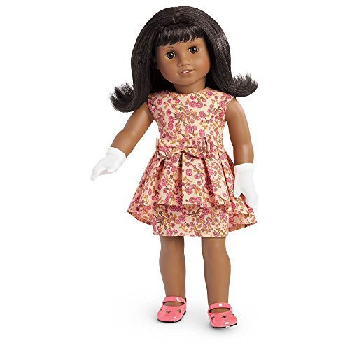 American Girl Melody's Fancy Dress American Girl Floral Dress