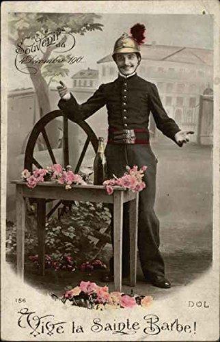 Sincere Good Wishes - Cherubs in Letters Greetings Original Vintage Postcard