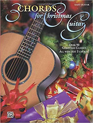 Amazon.com: Three Chords For Christmas Guitar (9780757995576): Jerry ...
