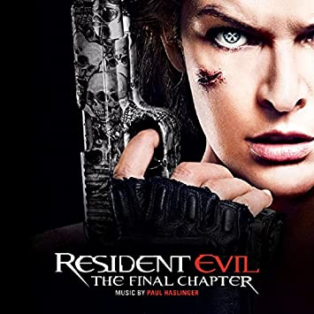 Image result for resident evil the final chapter vinyl art