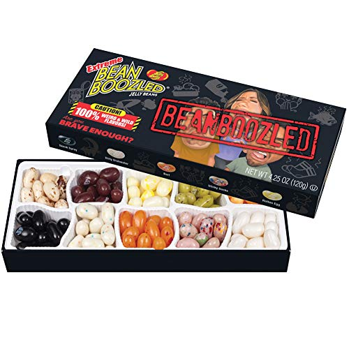 New Jelly Belly Extreme BeanBoozled Spinner Gift Box 4.25oz (Boozled New Bean Edition)