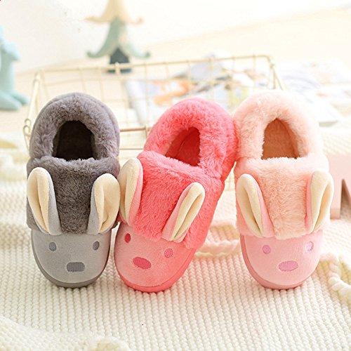 skid Scarpe D Cotone Inverno Anti Ymfie Caldo Pantofole Baby Y6wSqIvv