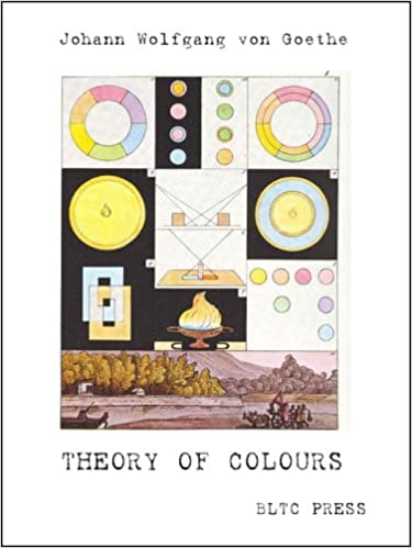 Amazon.com: Theory of Colours eBook: Johann Wolfgang von Goethe, Charles  Lock Eastlake: Kindle Store