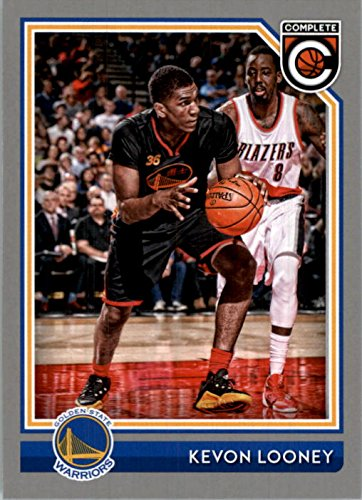 2016-17 Panini Complete Silver Basketball Card #380 Kevon Looney