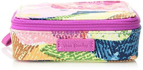 Vera Bradley Iconic Travel Pill Case, Signature Cotton, Superbloom by Vera Bradley