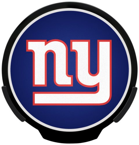 NFL New York Giants LED Power Decal