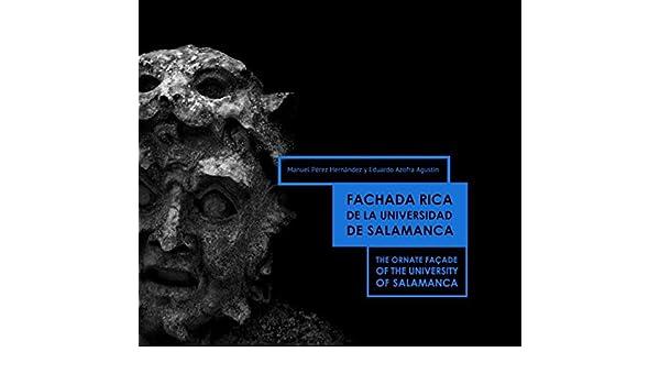 FACHADA RICA DE LA UNIVERSIDAD DE SALAMANCA - ESTUCHE ...